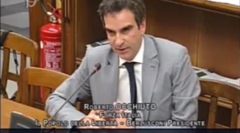 Il mio primo intervento in XIV Commissione - Politiche dell'Unione Europea