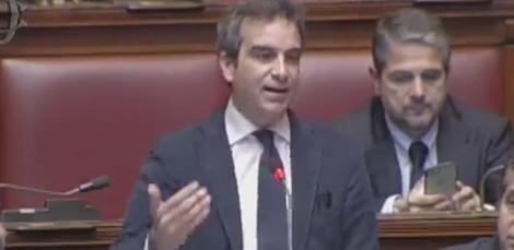 Il mio intervento sull'Italicum alla Camera dei Deputati