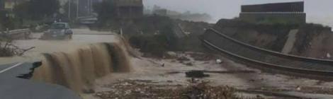 Appello al Governo per maltempo Calabria
