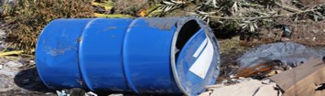 Interrogazione sulle 30.000 tonnellate di rifiuti tossici smaltiti in Calabria