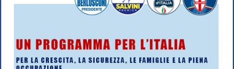 Un programma per l'Italia