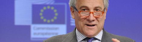 Aquarius: bene Antonio Tajani su riforma regolamento di Dublino