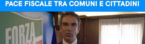 Pace fiscale tra Comuni e Cittadini