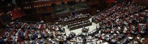 Dichiarazione di voto sul taglio dei parlamentari....